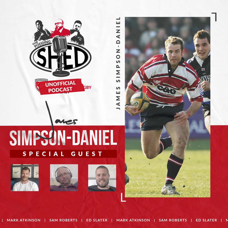 The Unofficial Podcast: James Simpson-Daniel